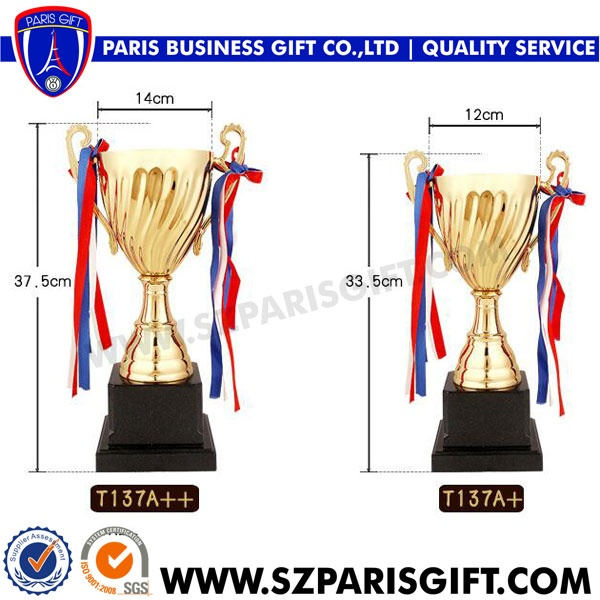On sell Gold sports trophies awards,awards plastic trophy,award metal trophy cup