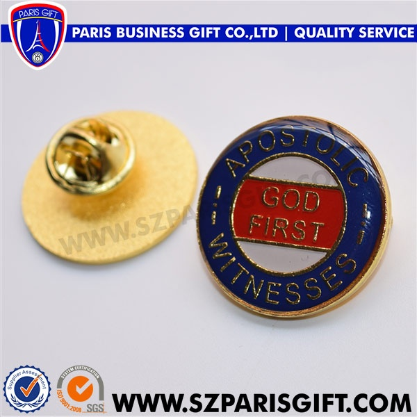 Wholesale custom fashion soft enamel epoxy lapel pins with butterfly