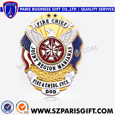 fire chef badges