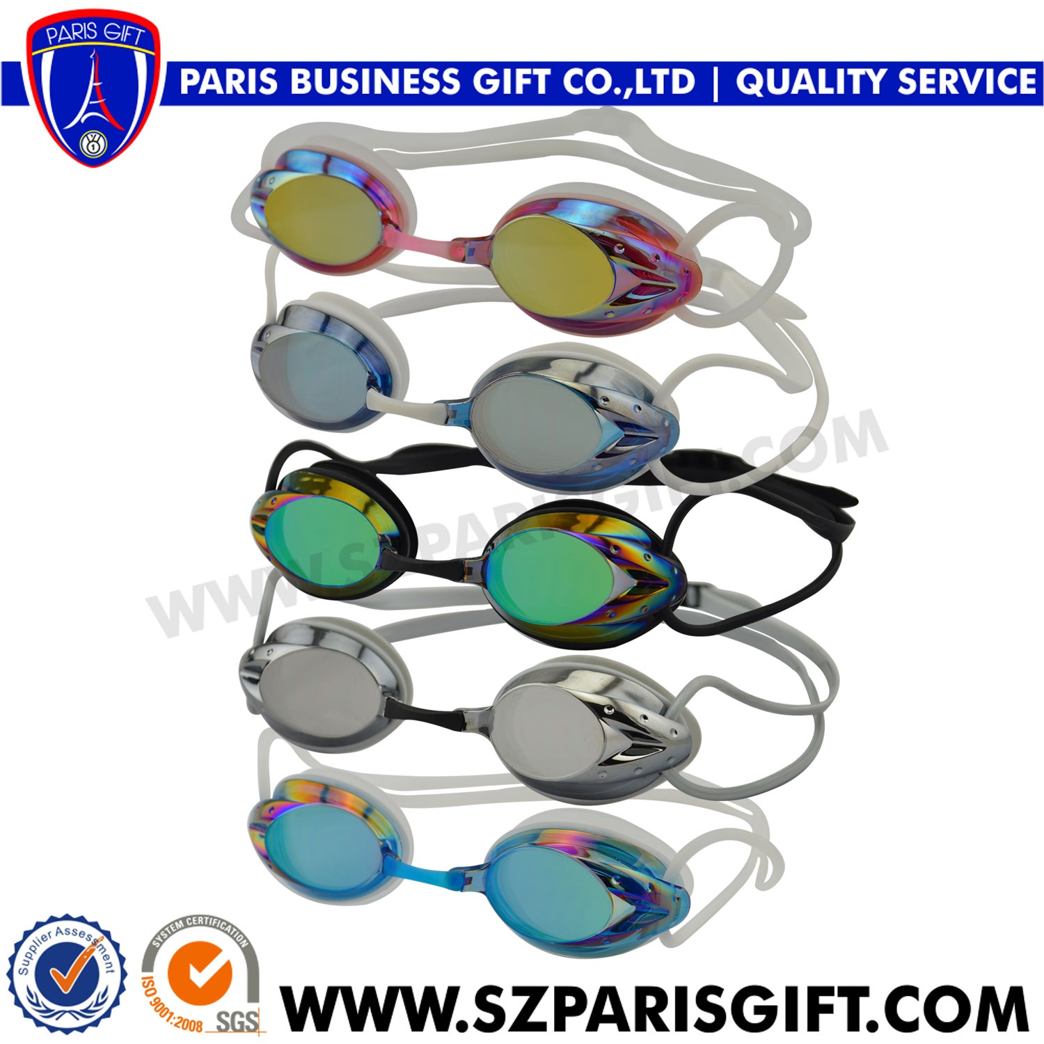 new design swimming goggles,designer swimming goggles,custom swim glasses