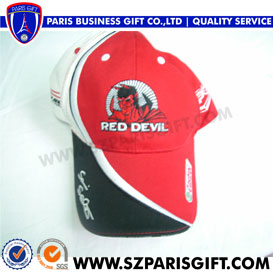 Wholesale Custom Cap/Baseball Cap/Hat With 3D Embroidery Logo