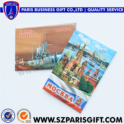 Paris country souvenir fridge magnet